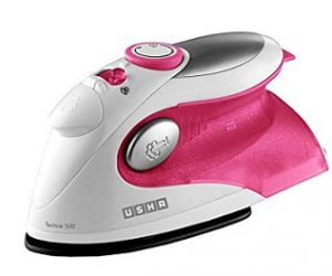 USHA TECHNE Travel Iron Direct 500 (Dual Voltage) worth Rs.2195 for Rs.1349 – Amazon