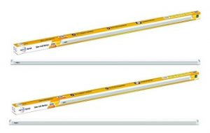 Wipro Garnet 20-Watt Slim LED Batten (Pack of 2, White) for Rs.499 – Amazon (Limited Period Deal)