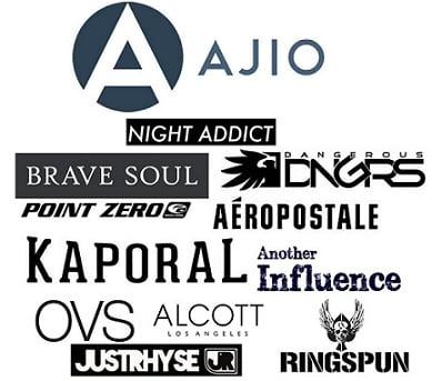 International Brand Men's Clothing & Shoes: Flat 40% – 70% off @ Ajio