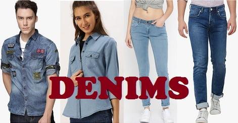 Top Brand Denims under Rs.1499