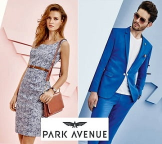 PARK AVENUE clothing 70% off + 15% Extra off @ Jabong