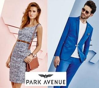 PARK AVENUE clothing 60% off