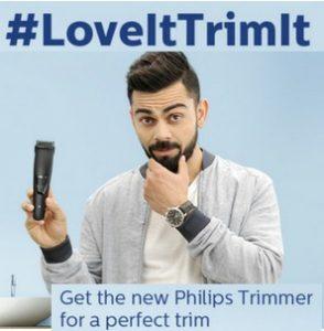 Philips DuraPower Beard Cordless Trimmer