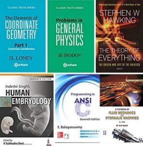 Science Technology & Medicine Books – upto 85% off @ Amazon