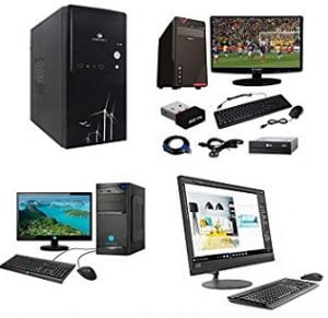 Desktops PCs upto 35% off (CPU starts from 4836) – Amazon