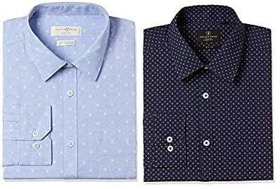 Knighthood Men Formal Shirts - Minimum 50% off
