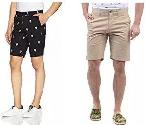 Men's Shorts – Min 50% off @ Amazon