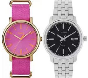 Flat 70% Off On Branded Watches (Citizen, Timex, Daniel) @ Flipkart
