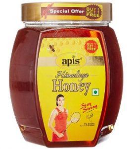 Apis Himalaya Honey 500g (Buy 1 Get 1 Free) for Rs.192 – Amazon