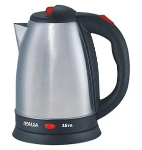 Inalsa Aliva 1500 Watt Electric Kettle in 1.5-Litre for Rs.659 – Amazon