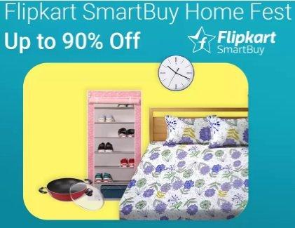 Flipkart Smartbuy Product Range (Kitchen, Home, Audio, Mobile Accessories) – upto 90% off