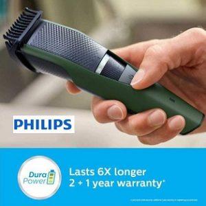 Philips DuraPower Beard Trimmer BT3203/15 – Cordless with 3 Yrs Warranty for Rs.1249 @ Flipkart