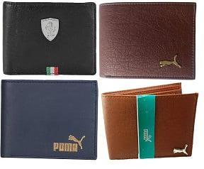 Puma Wallet – Minimum 70% Off starts Rs.246 @ Flipkart