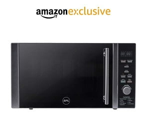 BPL 30 L Convection Microwave Oven (BPLMW30CIG, Silver) for Rs.8799 @ Amazon