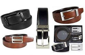 Flat 70% off on CROSS Men's Belts – Amazon