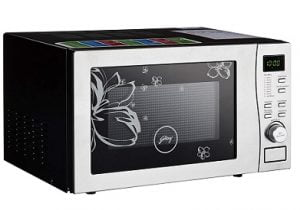 Godrej 19 L Convection Microwave Oven (GMX 519 CP1, White Rose) for Rs.6799 – Amazon