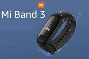 Mi Band 3 for Rs.1,599 + Rs.200 Cashback – Amazon