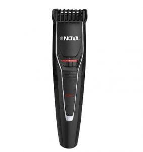 Nova NHT 1091 20 Length Settings Trimmer for Men for Rs.815 – Amazon