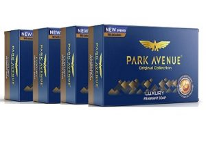 Park Avenue Soap Luxury, 125g x 4 worth Rs.141 for Rs.106 – Amazon