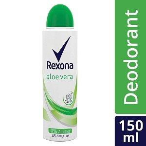 Rexona Women Aloe Vera Deodorant, 150ml for Rs.71 – Amazon