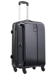 Safari Polycarbonate 77 cms Black Hardsided Check-in Luggage (THORSHARPANTI774WBLK) Rs.3407- Amazon