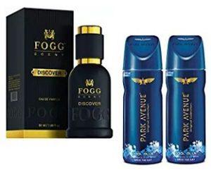 Fogg & Park Avenue Deodorants & Perfume Min 45% off starts Rs. 109 – Amazon