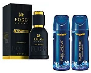 Fogg & Park Avenue Deodorants & Perfume Min 45% off starts Rs. 109 – Amazon