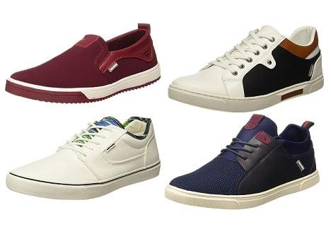 Flying Machine Men's Casual Shoes – Minimum 40% off @ Amazon