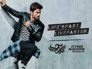 Flying Machine Men's Clothing 50% to 70% off starts Rs.279 – Flipkart