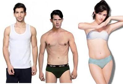 Innerwear Combos (Men's & Women's) – Minimum 40% off @ Myntra