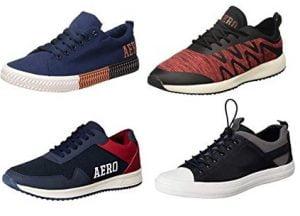 Aeropostale Sneaker Shoes for Men – upto 70% off @ Amazon