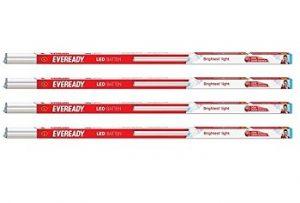 Eveready 20W 4 FT 6000K Cool Day Light Batten Pack of 4