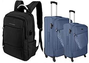 Nasher Miles Travel Bags & Luggage – Minimum 60% off @ Amazon