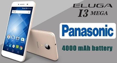 Panasonic Eluga I3 Mega (16 GB, 3 GB RAM) for Rs.6,899 – Flipkart