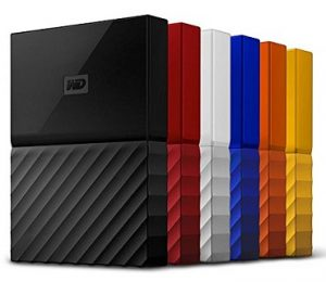 Hot Deal: WD My Passport 3TB Portable External Hard Drive for Rs.6299 – Amazon