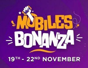 Mobile Bonanza: Incredible Offers on Mobiles @ Flipkart [19th-22nd Nov'18]