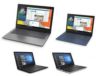 Laptops – Pocket Friendly with Great Discount starts Rs.18,980 @ Amazon