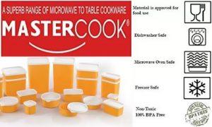 Mastercook Kitchen Container Combo – Minimum 52% off @ Flipkart