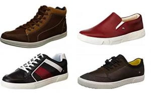 Numero Uno Men's Sneakers – Minimum 50% off @ Amazon