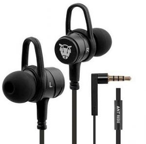 Ant Audio W56 Wired Metal in Ear Stereo Bass Headphone worth Rs.1,299 for Rs.499 @ Amazon