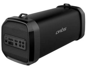 Artis BT-90 Wireless Portable Bluetooth Speaker With USB / MICRO SD CARD / FM / AUX IN 3 W Bluetooth Speaker for Rs.1000 – Flipkart