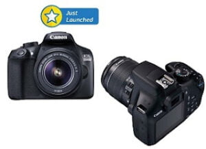 Top Rated Canon EOS 1300D Kit (EF-S 18 - 55 IS II) DSLR Camera