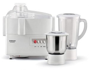 Eveready Dynamo 450-Watt Juicer Mixer Grinder at Rs. 1649 @ Amazon