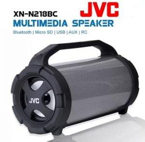 JVC XS-N218BC 20 W Bluetooth Home Audio Speaker for Rs.1899 – Flipkart