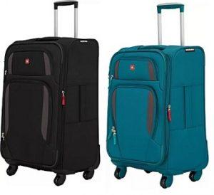 Swiss Gear by Victorinox Cabin Luggage Min 80% off for Rs.1799 – Flipkart