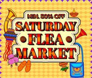 Flipkart Saturday Flea Market – Min. 50% off on Fashion Styles