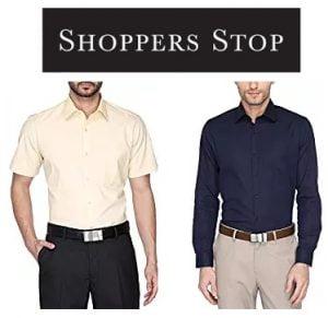 STOP Men Shirts Minimum 70% Off