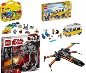 Toys (Fisher Price, Lego, Funskool) – Minimum 40% off @ Flipkart