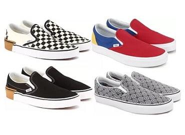 Steal Deal: VANS Men's Slip-on Shoes – Minimum 50% off @ Flipkart