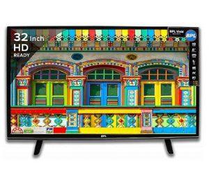 BPL 80 cm (32 inches) HD Ready LED TV T32BH3A/BPL080F2000J for Rs.9,499 – Amazon